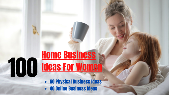 100 business ideas to consider doing as a woman / classified messages
